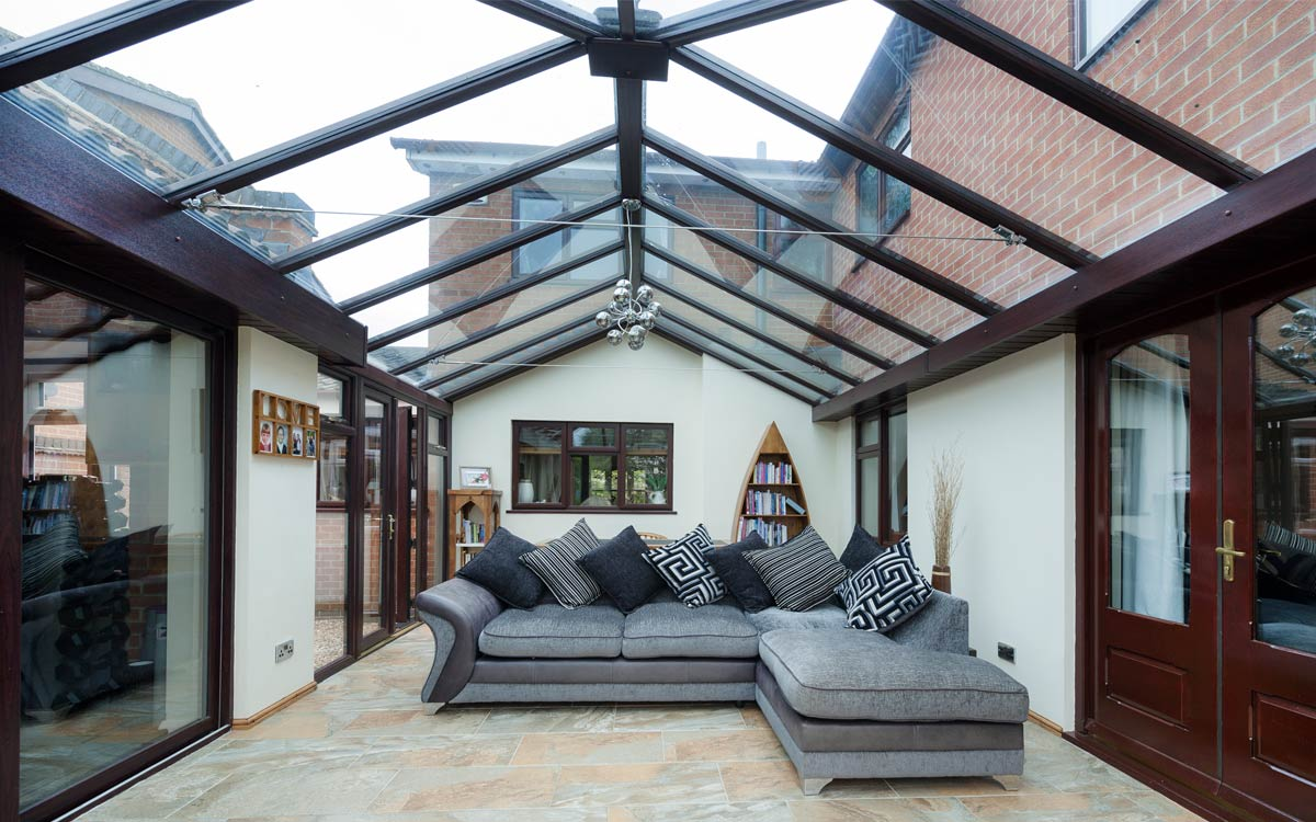 Conservatories installed in Ashford, Kent