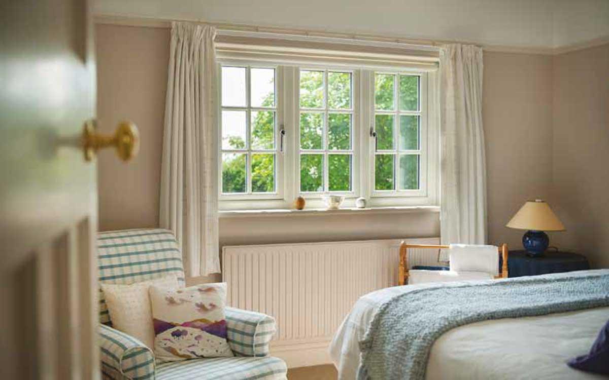 Deceuninick Heritage 2800 windows installed in Ashford, Kent