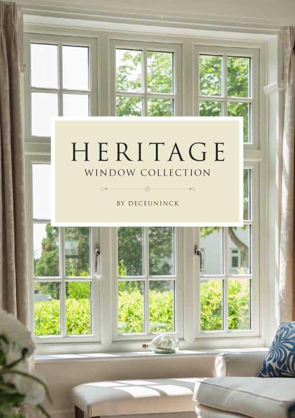 Deceuninick Heritage brochure