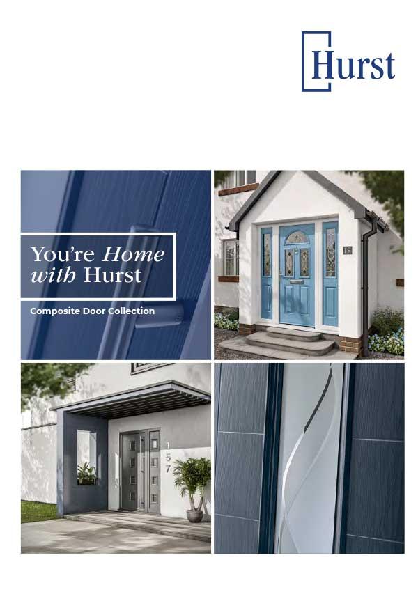 Hurst Composite Door collection