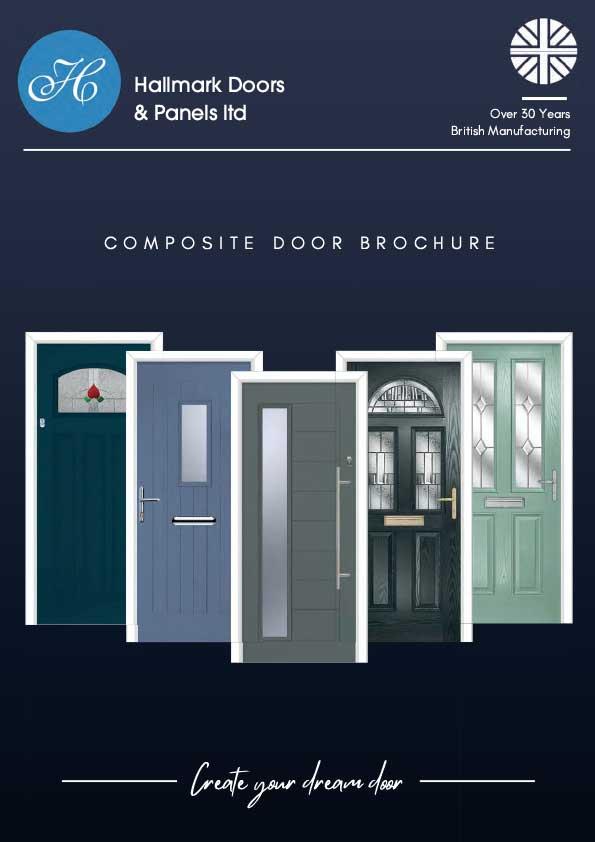 Hallmark composite doors brochure