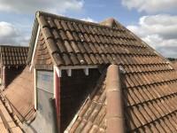 Loft conversion tiling